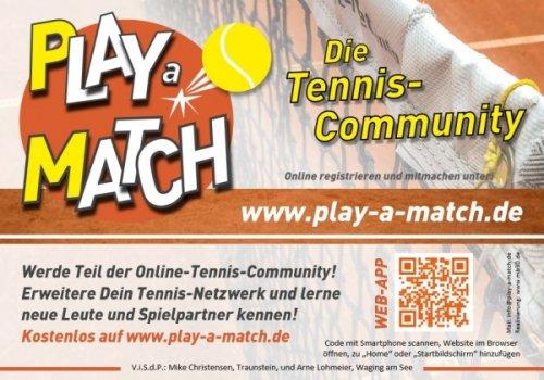 Tennis-Community