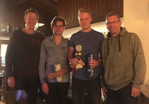 Tobias Praxenthaler heißt der diesjährige Clubmeister