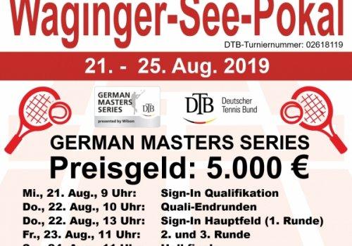 Der 45. Waginger-See-Pokal vom 21. - 25. August…